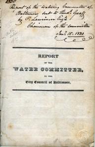 1830 report