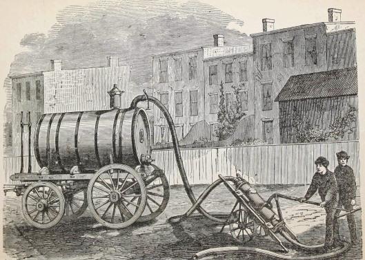 1875 Odorless Apparatus