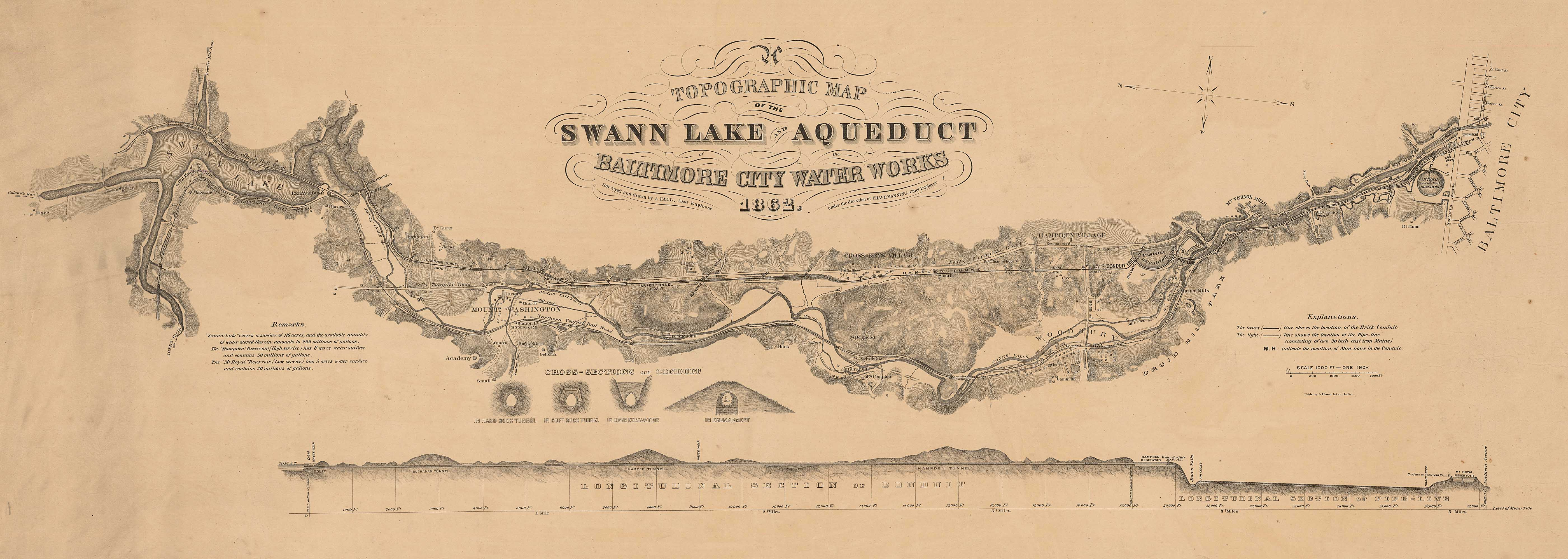 Swann Lake – Not the Ballet | Water and Me
